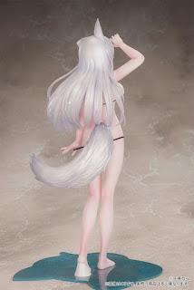 "Kemomimi Academy – ""Kuon Yukine"" illustrated by Haibane Nero, Fots Japan"