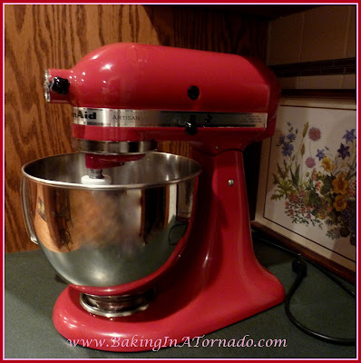 Kitchen Aid  | I'm in Love | www.BakingInATornado.com