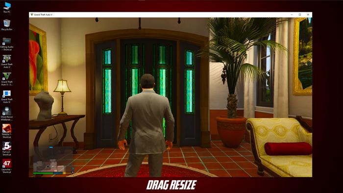 GTA 5 Drag Resize Mod: You should download (Full Free)