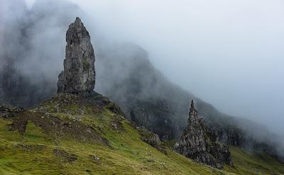 Isle of Skye, Skotlandia