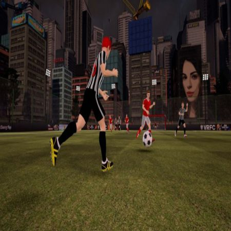 Football Nation VR 2018 Free Download For PC Full Version