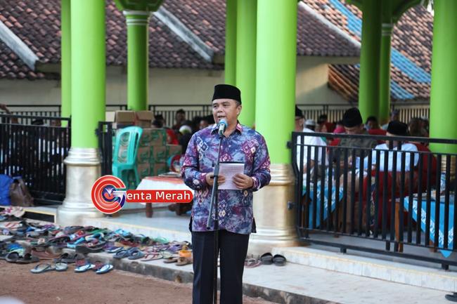 Gelar Silaturahmi Ramadhan, Edward Wanthony  Beberakan Keberhasilan Pemkab Waykanan