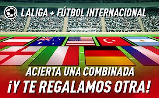 sportium Combinada Gratis futbol internacional hasta 10-11-2019