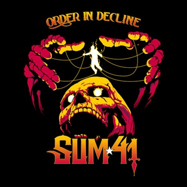 Sum 41 – Order In Decline (2019) CD Completo