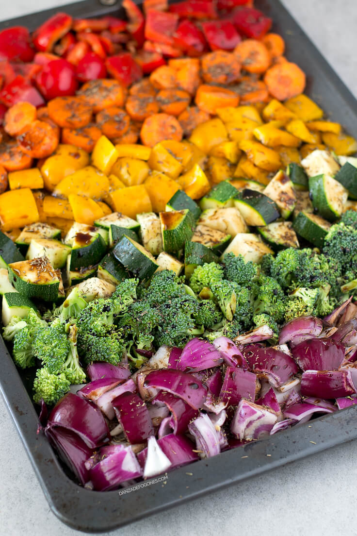 How to Roast Vegetables Without Oil