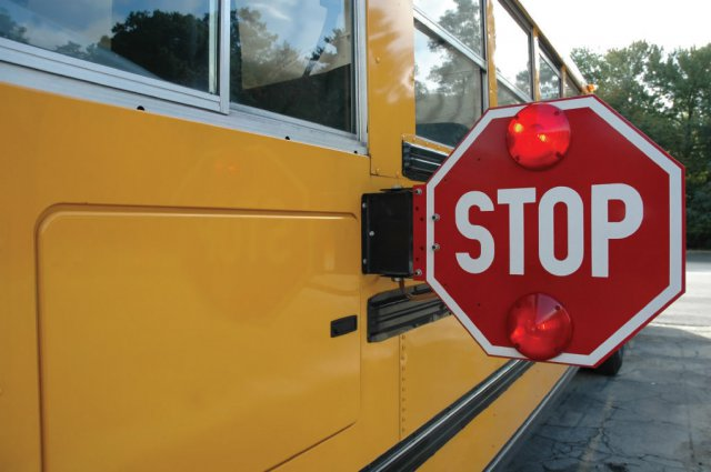 School Bus Safety Tips, Metamora Herald