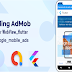 Add banner ads google_mobile_ads to web view flutter app