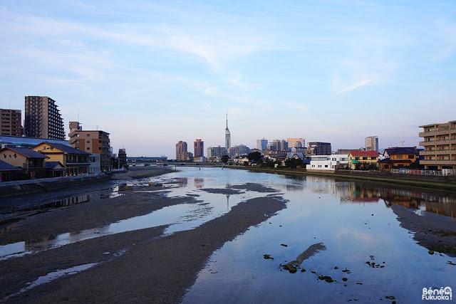 Muromi river, Fukuoka