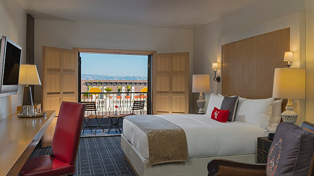 Experience luxury and solitude at Hotel Valencia Santana Row in San Jose CA, the only hotel located on Santana Row!
