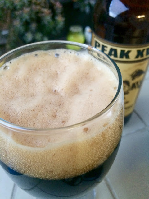 Black Diamond Peak XV Bourbon Imperial Porter 2