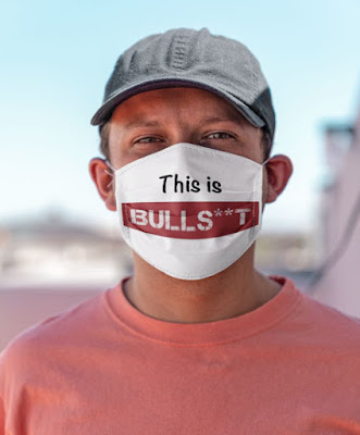 Donald Trump This is Bullst Mask FaceMask Face Masks 2020. Donald Trump This is Bullshit Mask. GET IT HERE
