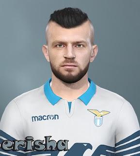 PES 2019 Faces Valon Berisha by Prince Hamiz
