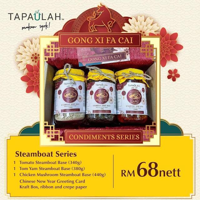 TAPAULAH Steamboat Series