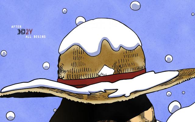 Mugiwara no Luffy Wallpaper