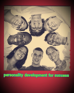 Personality development for success