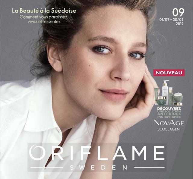 catalogue oriflame tunisie septembre 2019