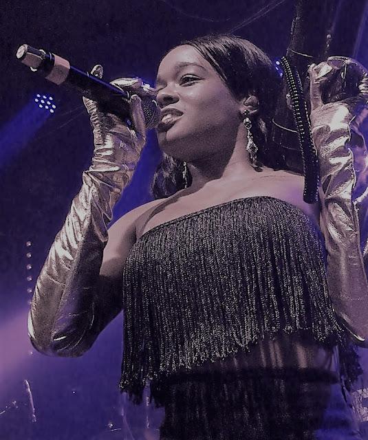 Rapper Azealia Banks
