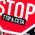 Miles de personas marchan en España contra el TTIP y el CETA