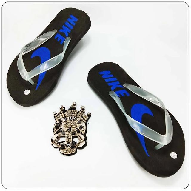 Grosir Sandal Murah Online || Sandal AMX Levis Simplek Jely-Plog Dws