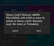 Glo Welcome Back Bonus: Get N6000 Bonus With Just N100