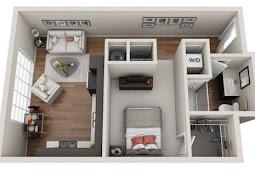 Simpan Model Rumah Tipe 36 ini untuk Ancang-Ancang Sebelum Meminang