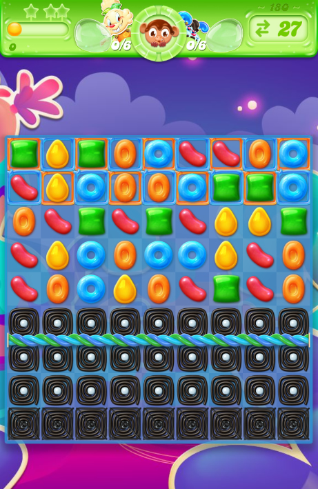Candy Crush Jelly Saga 180