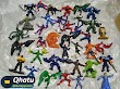 (Bs. 6 c/u) Marvel 500: Minifiguras originales de colección