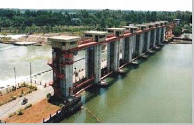 Sasaran bangunan air sungai