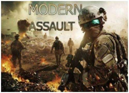 Download Game Modern Assault Multiplayer HD Mod APK