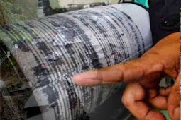 Two Quakes Strike off Indonesia's Sumbawa