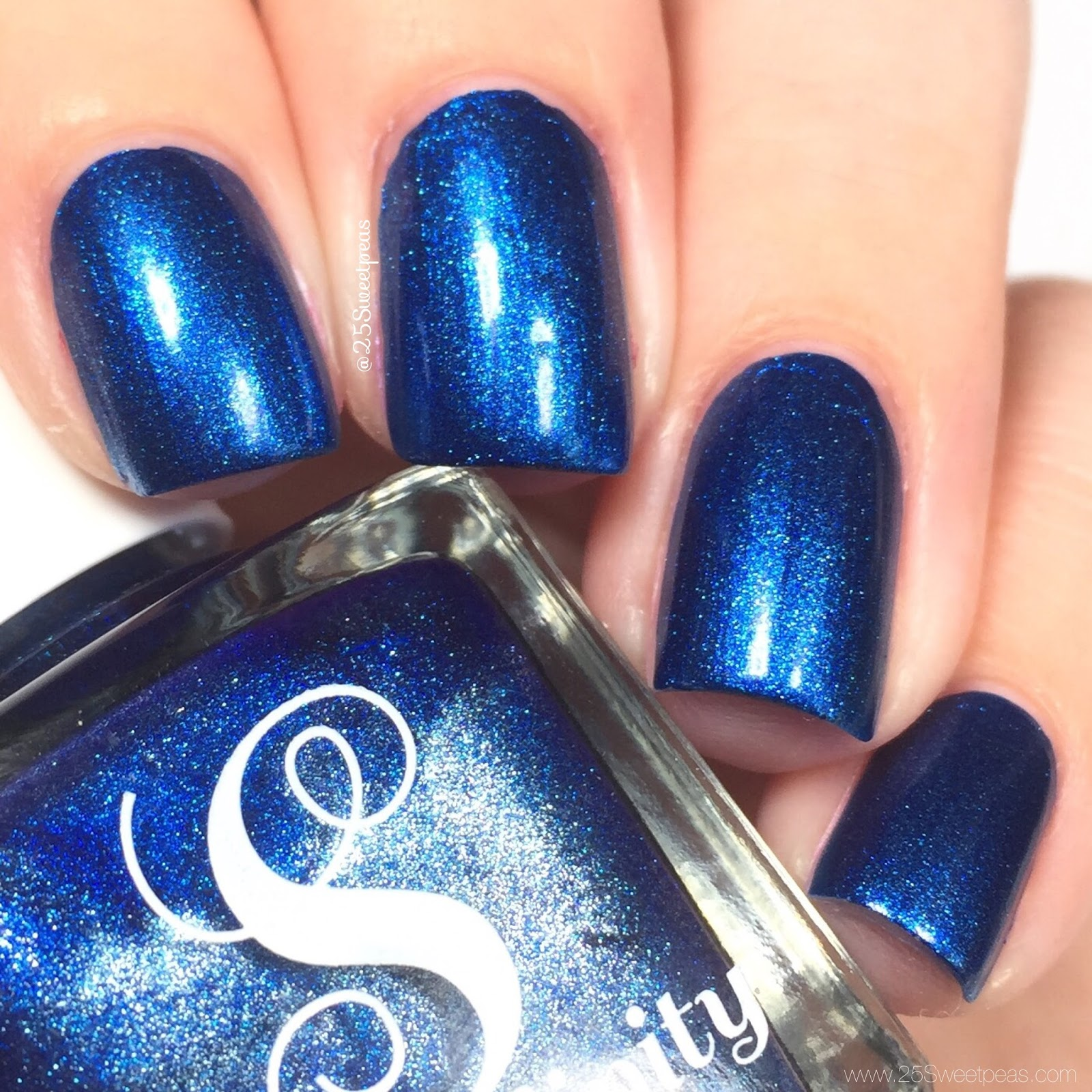 Serendipity Nail Polish Sequins & Bowties
