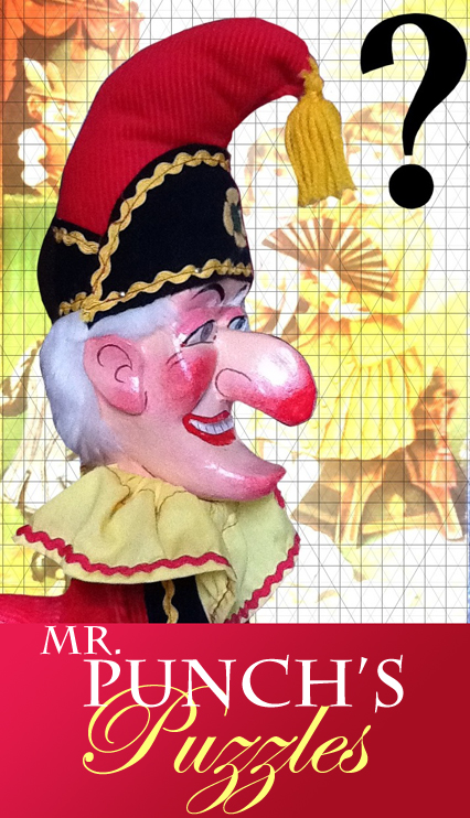 Mr. Punch's Puzzles