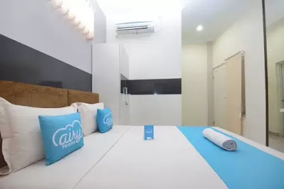 Airy Hotel, Hotel Murah dan Nyaman di Surabaya!
