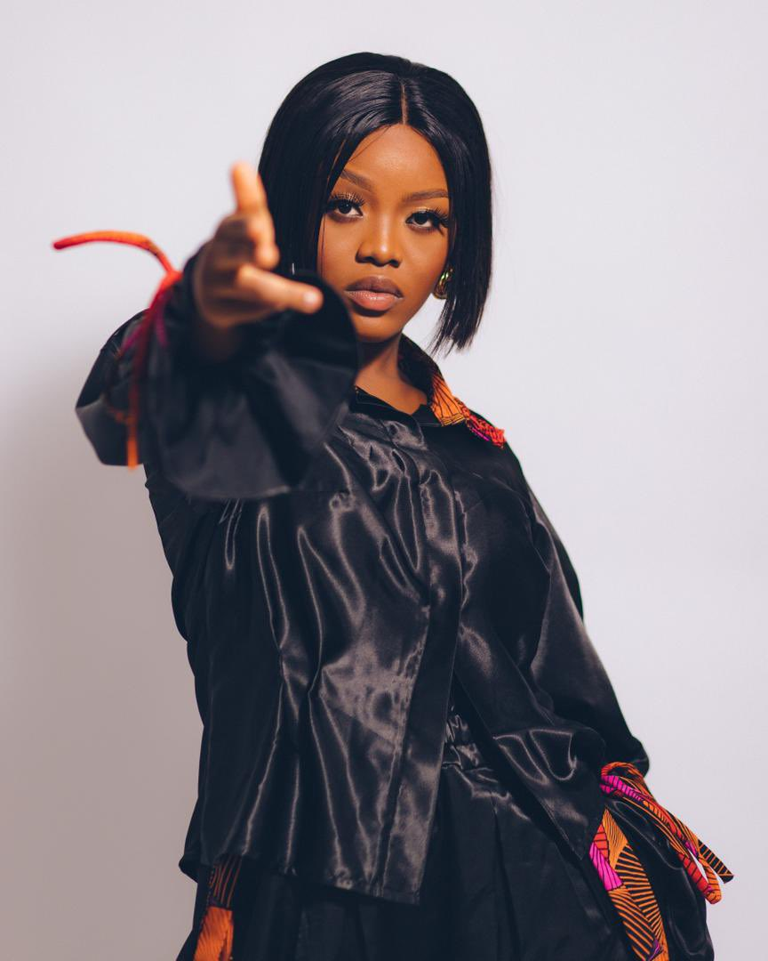 Gyakie is a total replica of Ebony with a different style - social media