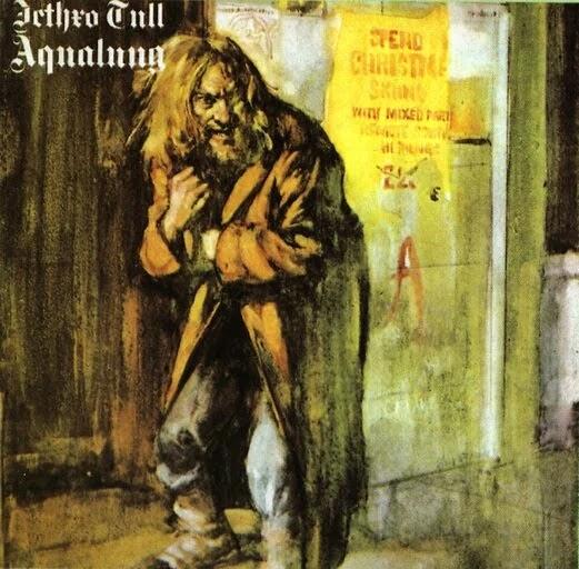 Jethro Tull - Aqualung (1971, Rock Progressivo) [FLAC]