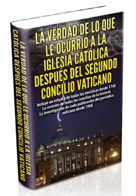 Resultado de imagen para concilio vaticano  segundo, un fiasco