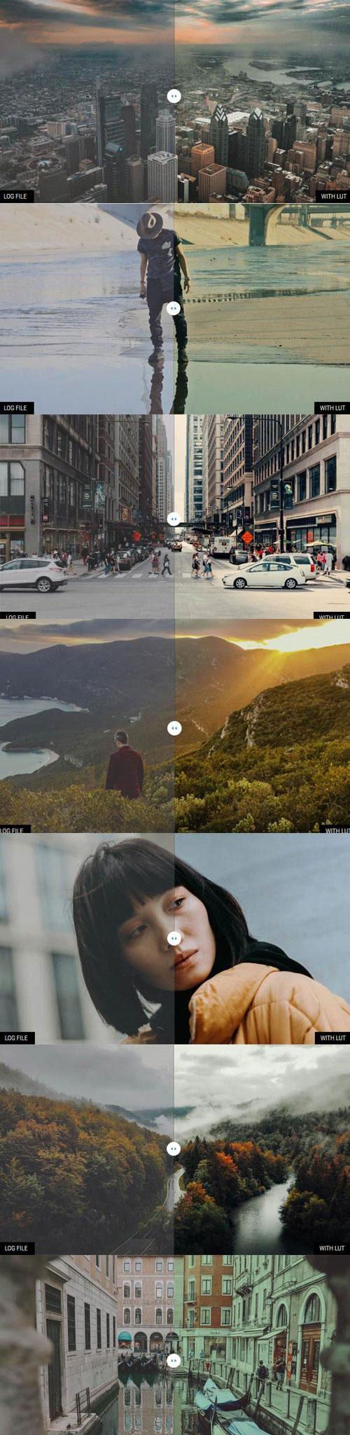MotionVFX mLUT Film 3 Free Download