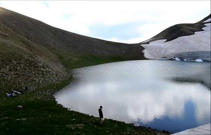 ψηλότερη λίμνη της Ελλάδας