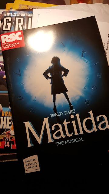 matilda, musical, the-writing-greyhound