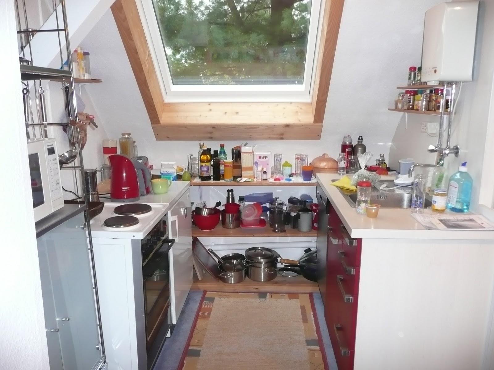 Eine neue Küche für das alte Haus | Stadt Land Job