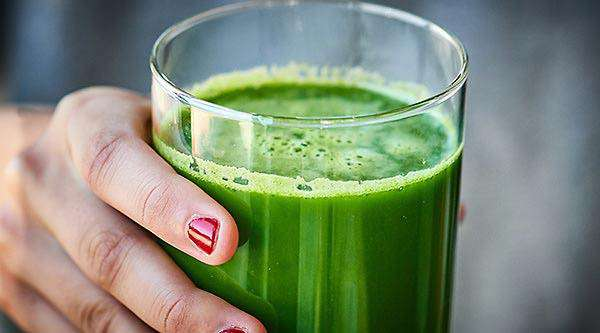 National Green Juice Day Wishes Photos