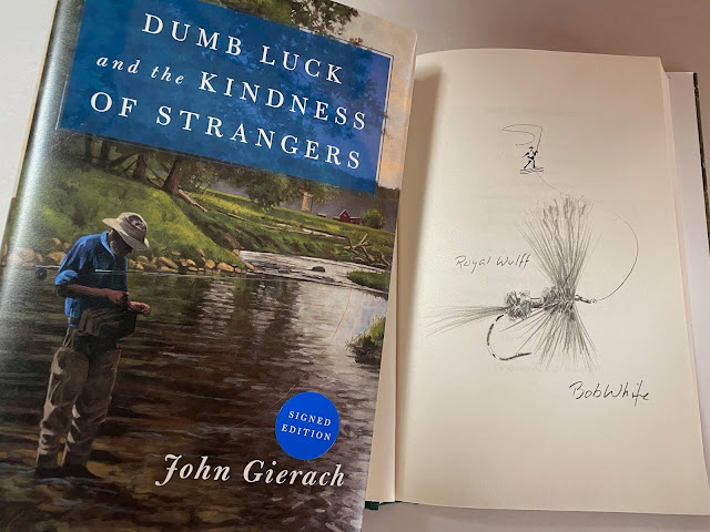 GIERACH & WHITE - Dumb Luck and the Kindness of Strangers