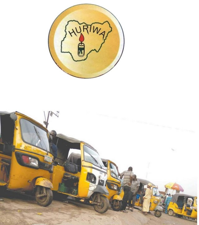 HURIWA Pleads With  Federal Government To Call OFF KEKE-NAPEP Ban in Abuja