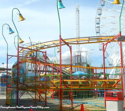 Gillians Wonderland Amusement Park in Ocean City New Jersey