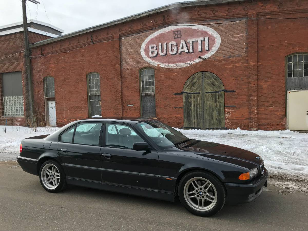 Daily Turismo: Turbo LS Swap: 1999 BMW 740i