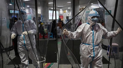Not Over by a Long Shot:  Coronavirus Slams Chinese Economy