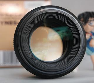 Jual Lensa Yongnuo 85mm f1,8 Baru