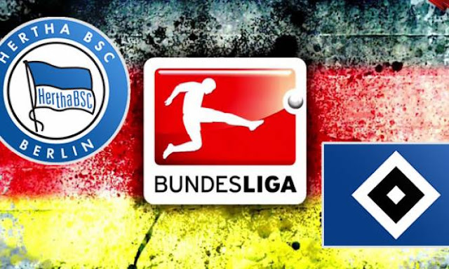 Hertha Berlin vs Hamburger SV Full Match & Highlights 28 October 2017