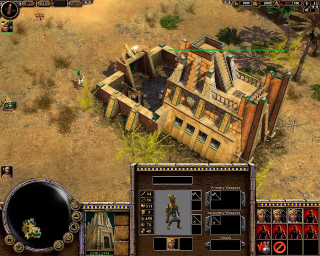 Ancient Wars Sparta PC Download Full Version Gameplay 1