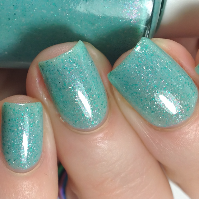 Anchor & Heart Lacquer-Cold Water & Sunshine 2.0